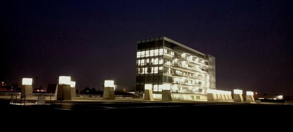 illuminazione a led aziendale per sinv