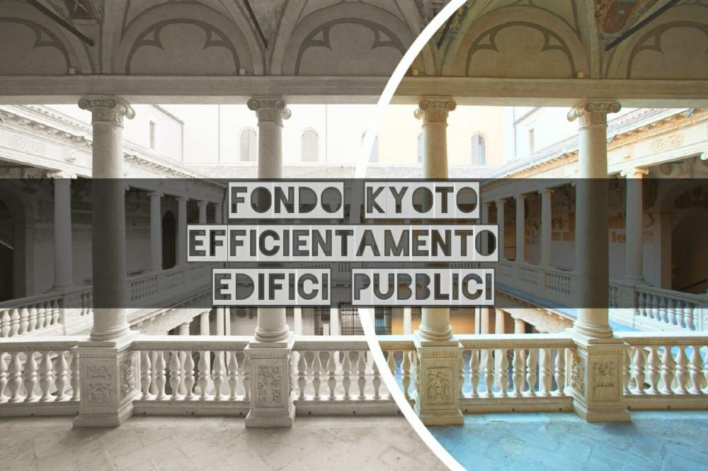 fondo kyoto per edifici pubblici