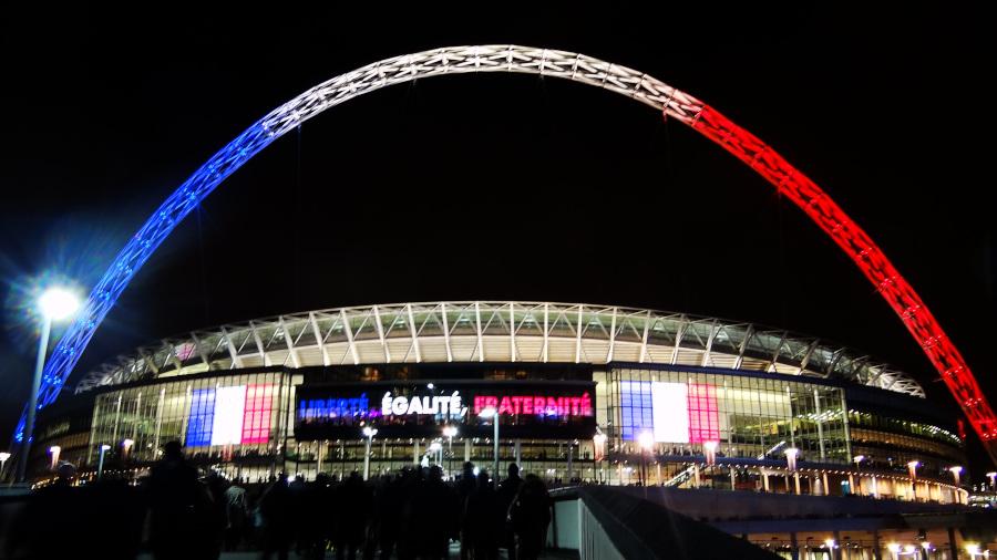 wemblwy stadium illuminazione a led per lo stadio